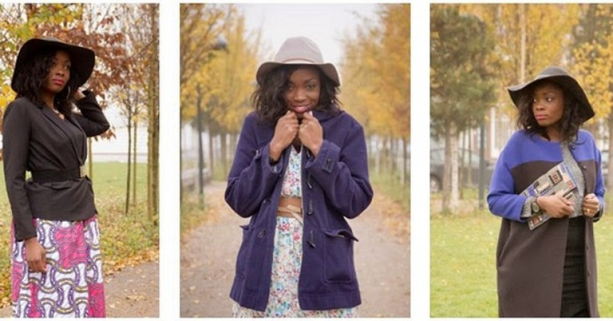 suzanne desplanques en chapeau d automne