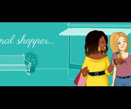 Suzanne Desplanques : Personnal Shopper pour Figure de Styles Relooking