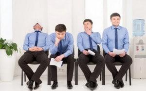 Soigner la gestuelle lors d'un entretien d'embauche