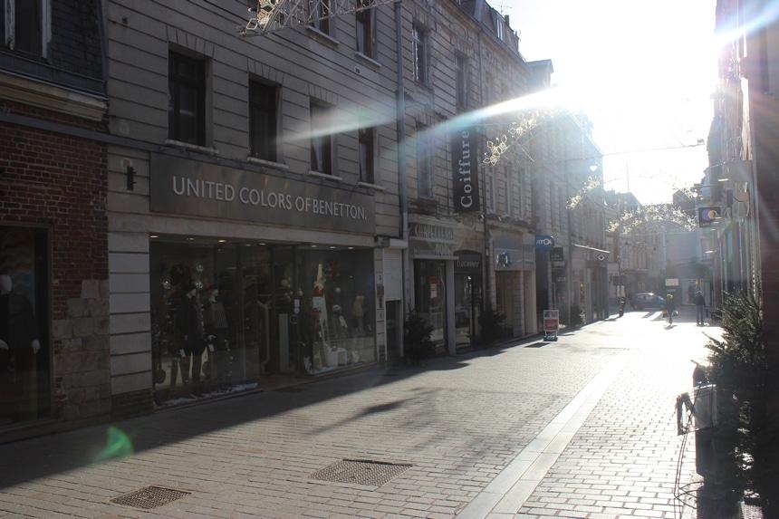 Boutique Benetton Arras