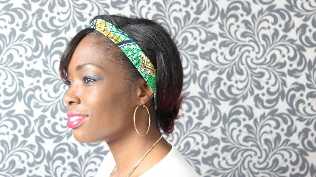 headband wax