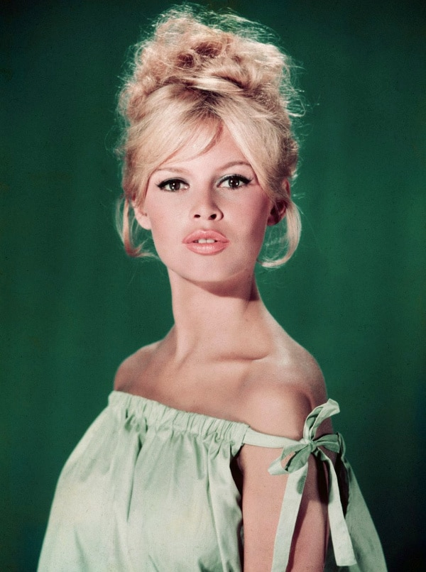 Top bardot