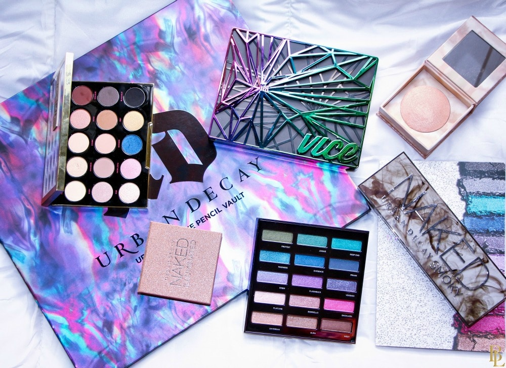 urban decay coffret palette