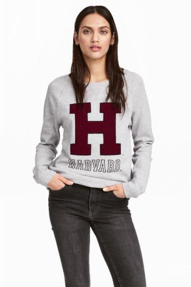 sweat H&M mode été